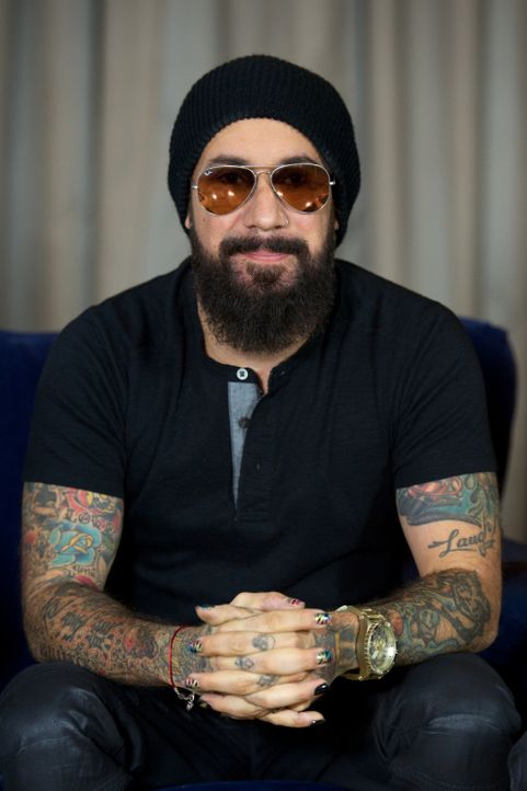 AJ McLean heute - Bildquelle: 2013 Getty Images