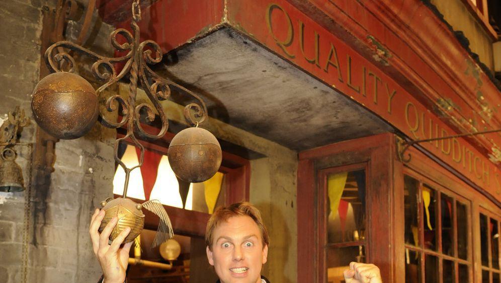 Harry Potter und der Halbblutprinz - Das ProSieben Spezial - Bildquelle: STEVE FINN PHOTOGRAPHY