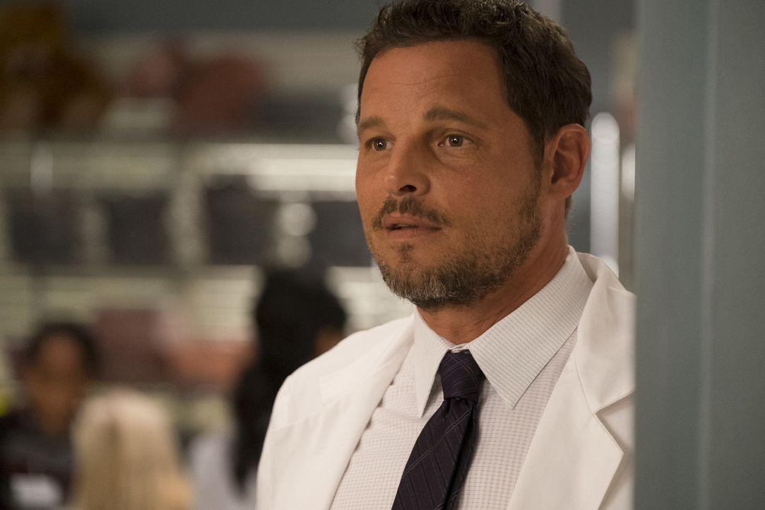 Dr. Alex Karev (Justin Chambers) - Bildquelle: John Fleenor ABC Studios/John Fleenor