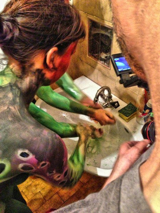 Lebende Gemälde (Making Of)