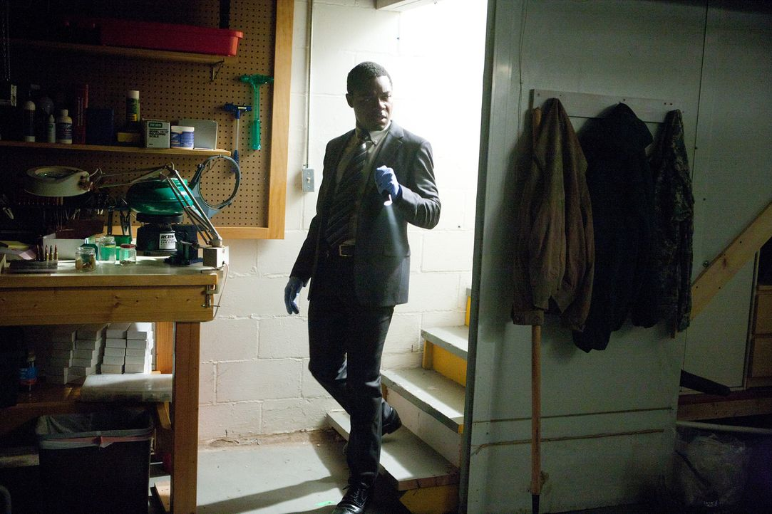 Detective Emerson (David Oyelowo) begeht den fatalen Fehler, zu viele Indizien gegen James Barr anzuhäufen ... - Bildquelle: Karen Ballard MMXII Paramount Pictures Corporation. All Rights Reserved.