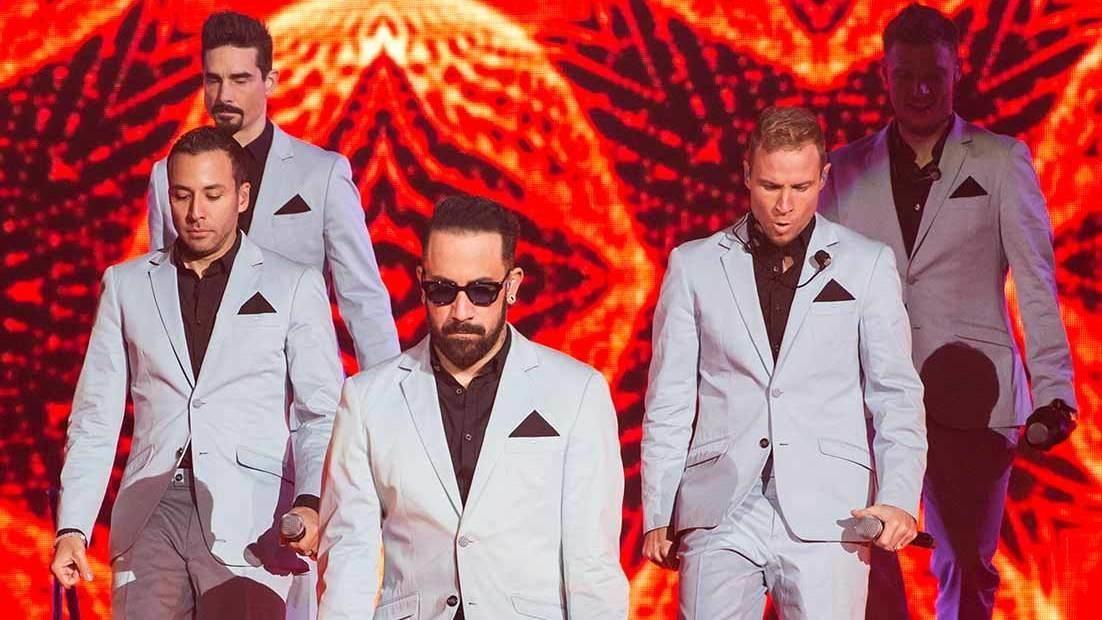 Backstreet Boys ad absurdum