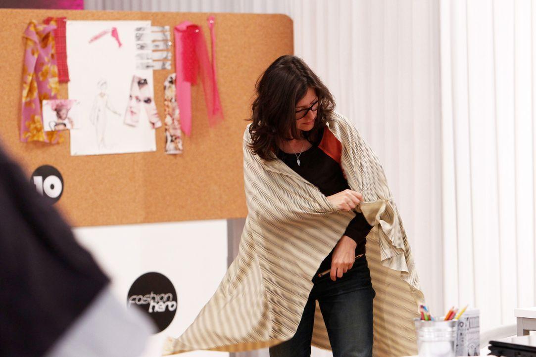 Fashion-Hero-Epi01-Atelier-27-ProSieben-Richard-Huebner - Bildquelle: ProSieben / Richard Huebner