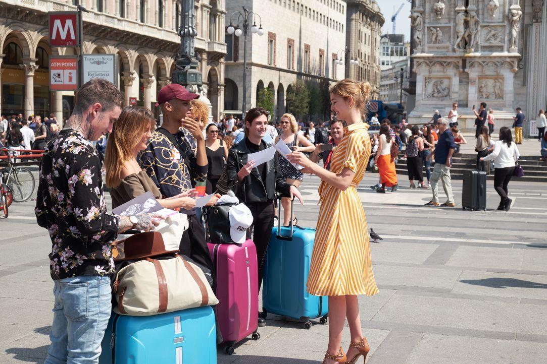 SNTM_S5_Milano-Arriving_0176 - Bildquelle: ProSieben Schweiz