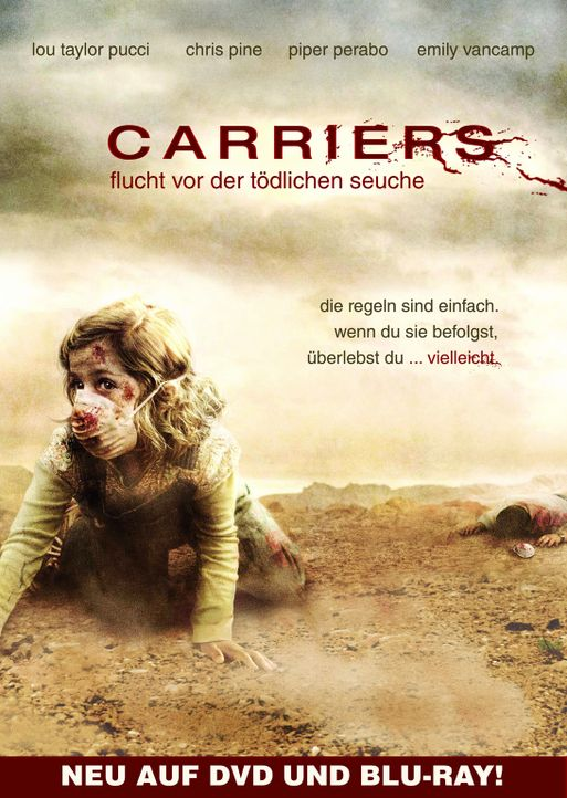 CARRIERS - Plakatmotiv - Bildquelle: 2006 Ivy Boy Productions Inc. - All Rights Reserved