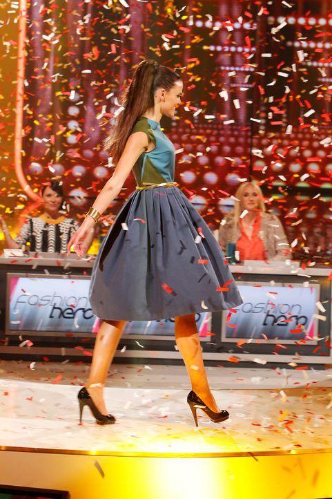 Fashion-Hero-Epi02-Show-085-ProSieben-Richard-Huebner - Bildquelle: ProSieben / Richard Huebner