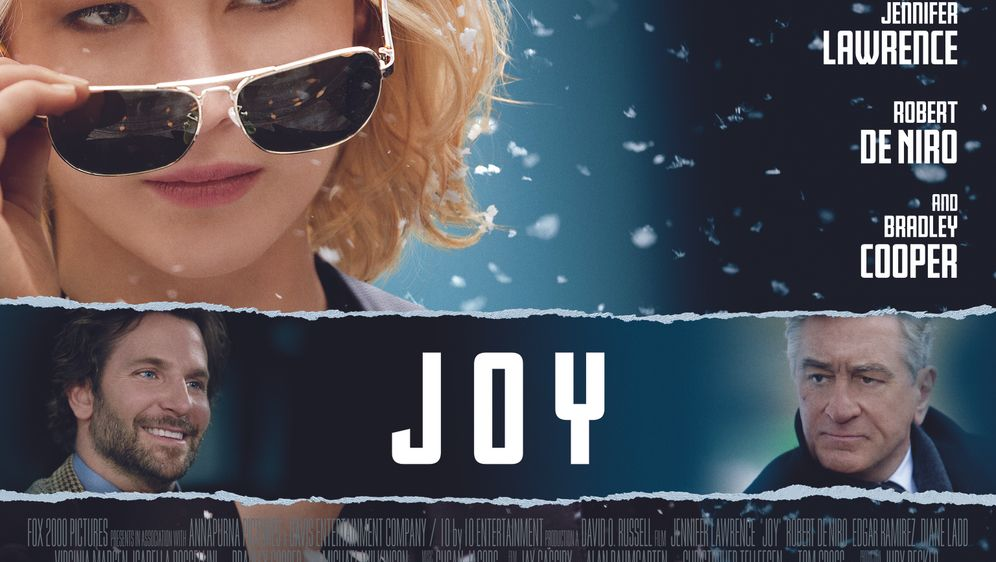 Joy - Alles außer gewöhnlich - Bildquelle: 2015 Twentieth Century Fox Film Corporation.  All rights reserved.