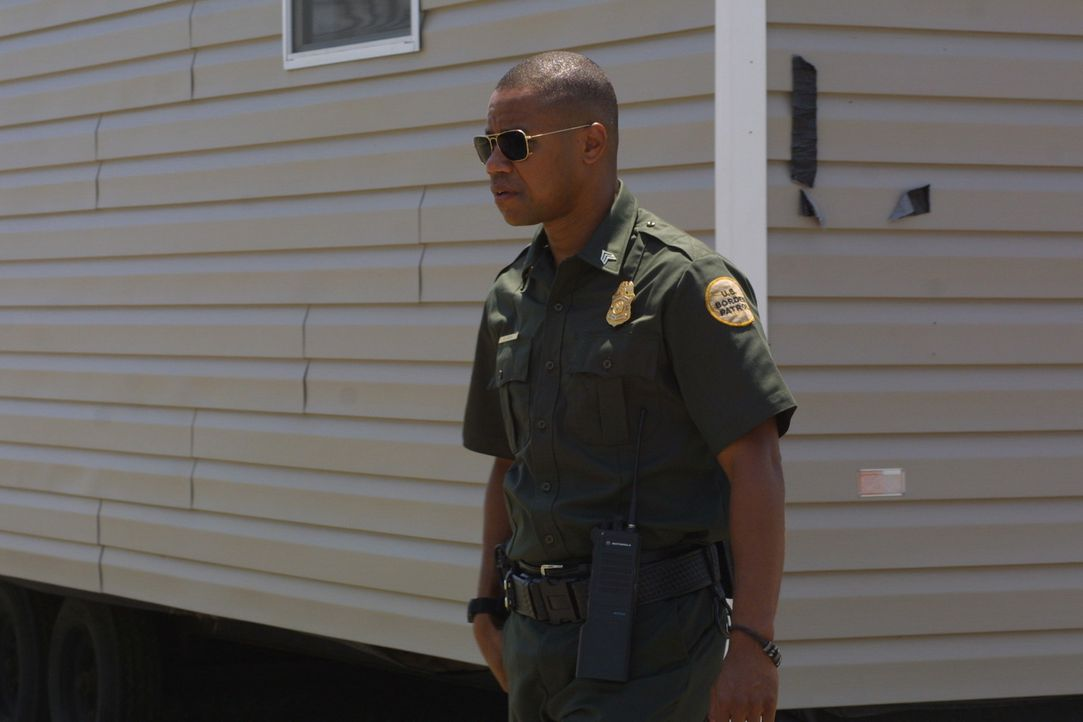 Seine Vergangenheit wird ihm zum Verhängnis: Als der angesehene Border Patrol Agent Michael Dixon (Cuba Gooding jr.) auf Mitglieder seiner ehemalig... - Bildquelle: 2008 Worldwide SPE Acquisitions Inc. All Rights Reserved.