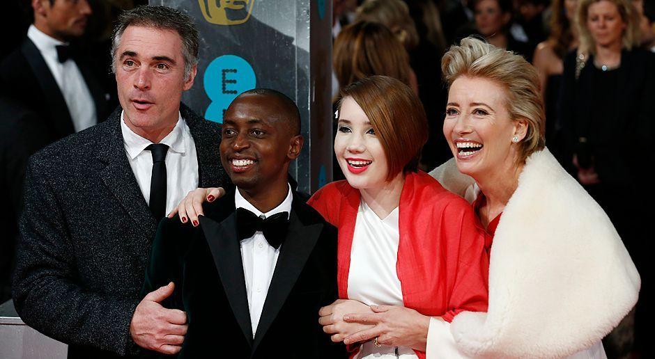 BAFTA-Emma-Thompson-14-02-16-AFP - Bildquelle: AFP