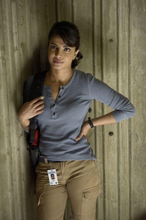 Es war immer ihr, Traum ihr Land zu schützen, doch ihre Leben hat sich dramatisch verändert: Alex (Priyanka Chopra) ... - Bildquelle: 2015 ABC Studios