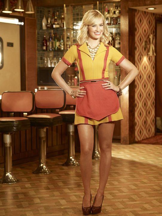 (6. Staffel) - Als smarte Geschäftsfrau will Caroline (Beth Behrs) mit ihrer Dessert-Bar noch weitere Erfolge einfahren. Doch leichter gesagt, als g... - Bildquelle: Warner Bros. Television