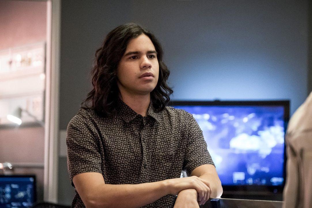 Cisco (Carlos Valdes) und seine Freunde müssen einen riskanten Schritt wagen, um Barry zu retten. Unterdessen kommen Marlize erste Zweifel an ihrem... - Bildquelle: 2017 Warner Bros.