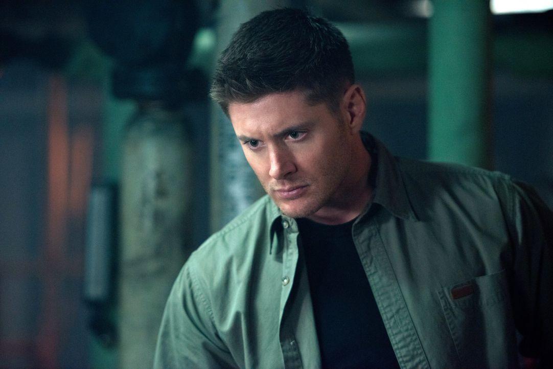 Hat Dean (Jensen Ackles) sich so weit unter Kontrolle, dass er den abtrünnigen Engel am Leben lässt? - Bildquelle: 2013 Warner Brothers
