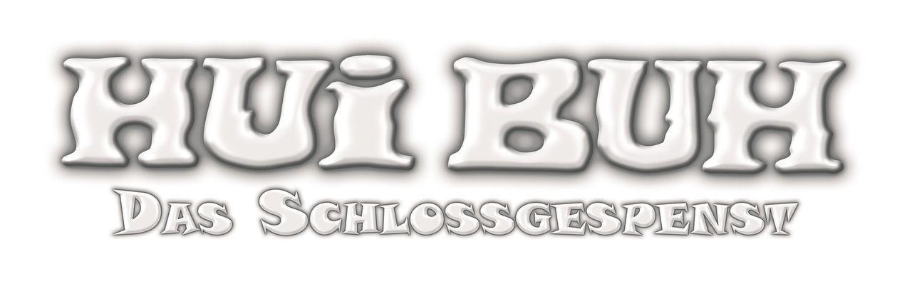 """""""Hui Buh, das Schlossgespenst"""" - Logo - Bildquelle: Constantin Film"""