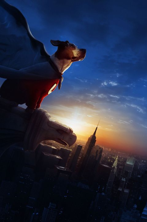 """UNDERDOG - UNBESIEGT WEIL ER FLIEGT""""- Artwork - Bildquelle: Walt Disney Pictures.  All rights reserved"""