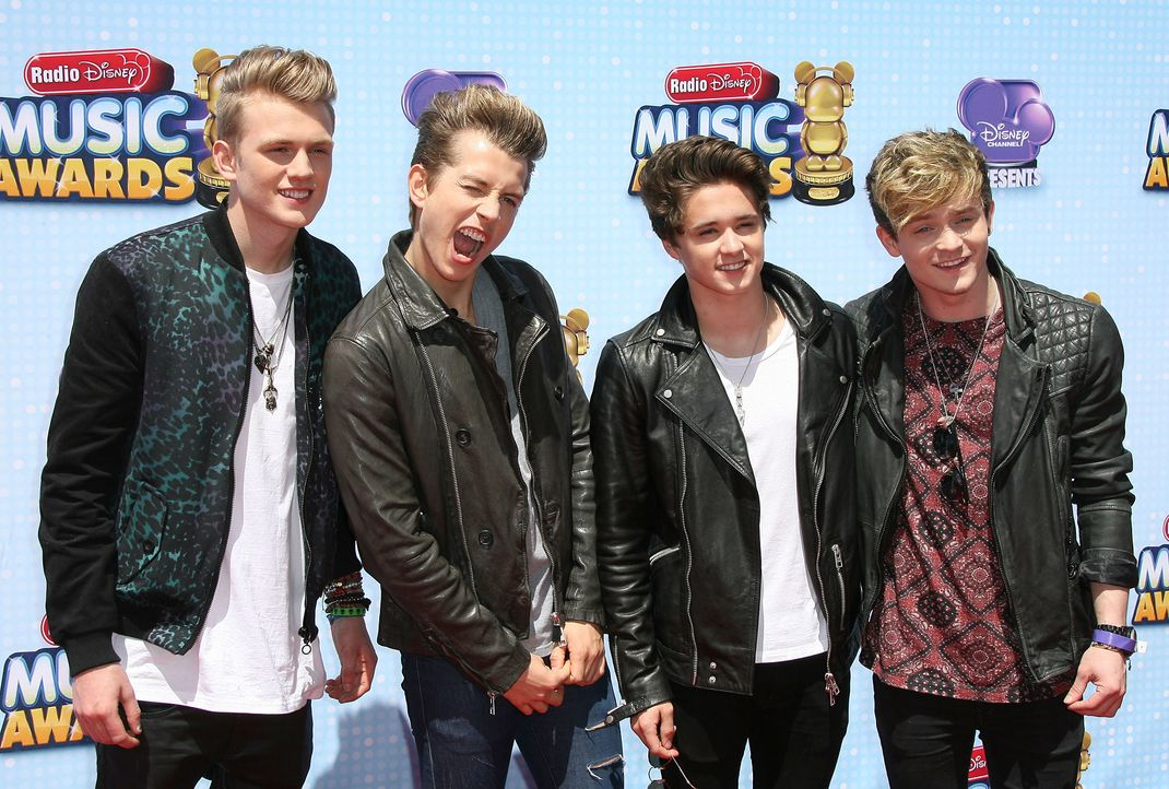 Radio-Disney-Music-Awards-The-Vamps-140427-Adriana-M-Barraza-WENN-com - Bildquelle: Adriana M. Barraza/WENN.com