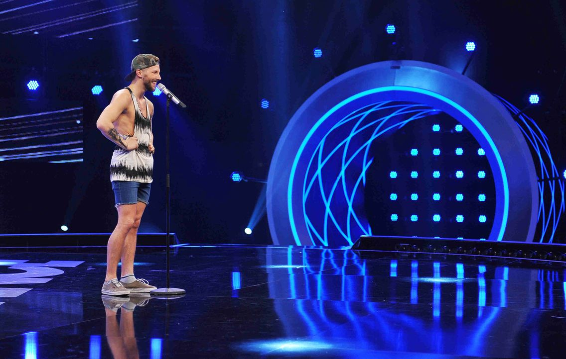 Got-To-Dance-Chris-Albert-01-SAT1-ProSieben-Willi-Weber - Bildquelle: SAT.1/ProSieben/Willi Weber