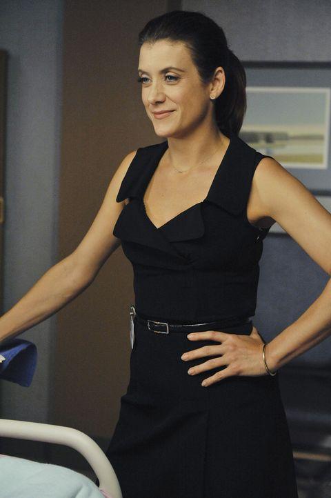 Emily, die in verlässlicher Regelmäßigkeit Babys zur Welt bringt, kommt mit Wehen in die Notaufnahme. Violet und Pete wollen ihr das Baby abkaufe... - Bildquelle: ABC Studios