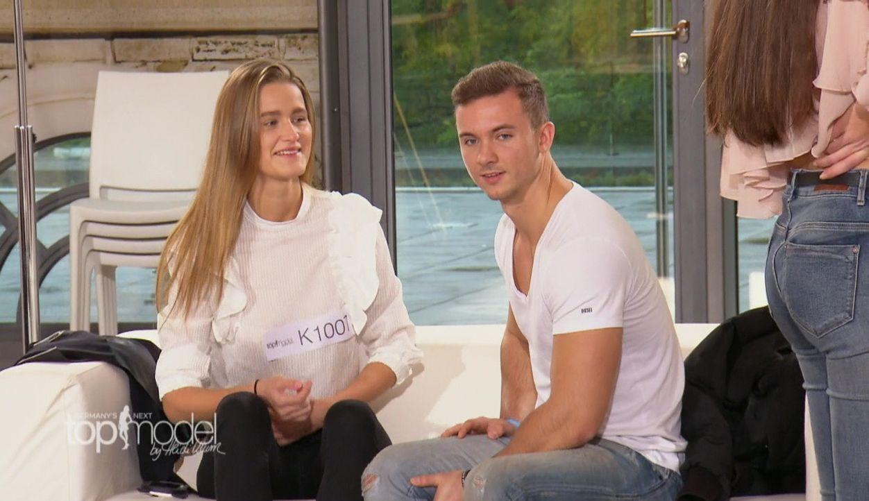 GNTM-S12-Sendung01-14 - Bildquelle: ProSieben