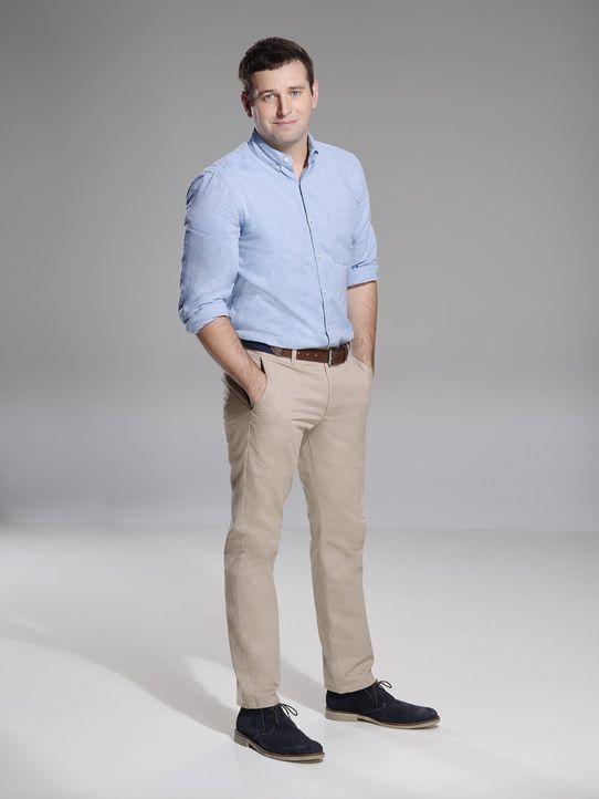 (3. Staffel) - Mit seinem Mitbewohner Danny, hat es Justin (Brent Morin) nicht immer leicht ... - Bildquelle: Warner Brothers
