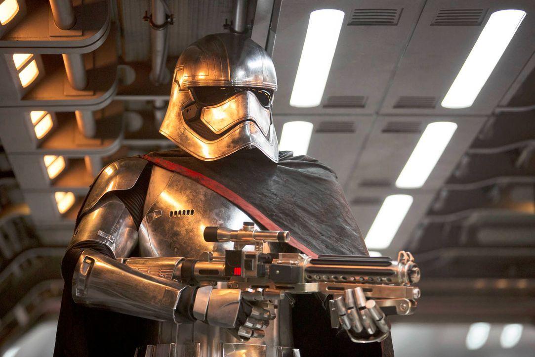 Star-Wars-Das-Erwachen-der-Macht-25-Lucasfilm - Bildquelle: Lucasfilm 2015