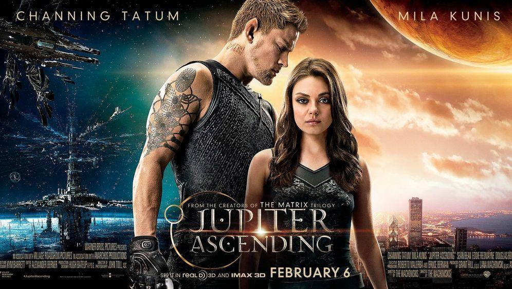 Jupiter Ascending - Bildquelle: 2014 Warner Bros. Entertainment Inc., WV Films IV LLC, and Ratpac-Dune Entertainment LLC. All rights reserved.