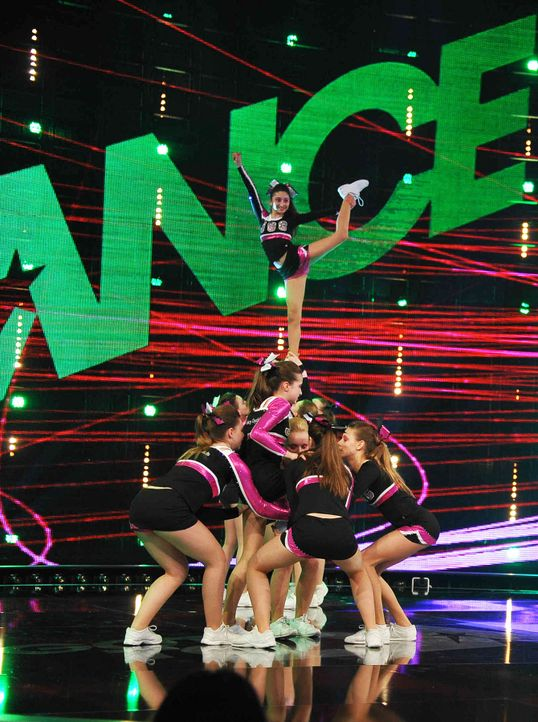 Got-To-Dance-Juicy-Chrystals-Cheerleader-05-SAT1-ProSieben-Willi-Weber - Bildquelle: SAT.1/ProSieben/Willi Weber