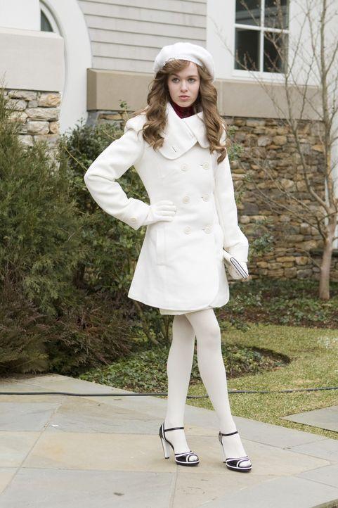 Massie (Elizabeth McLaughlin) ist die Chefin einer exklusiven Clique und versucht, Claire das Leben zur Hölle zu machen. Bis sich das Mädchen ents... - Bildquelle: 2008 Warner Bros.