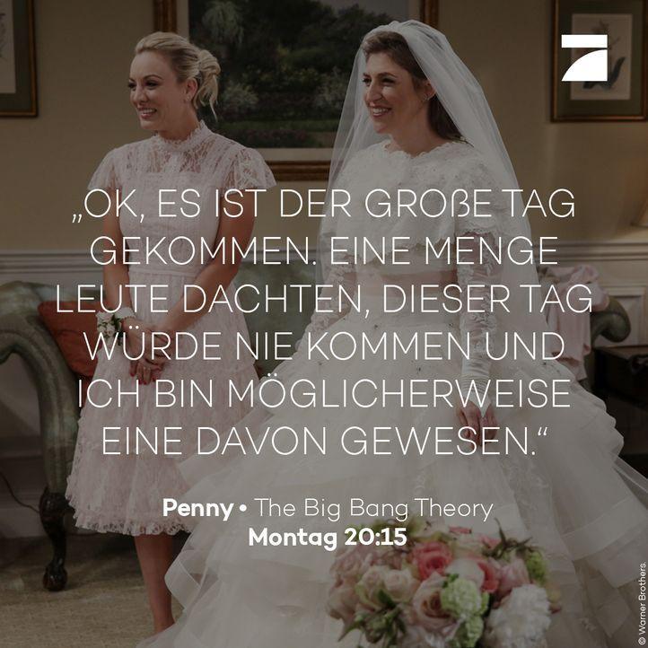 Staffel 11 Episode 24 - Penny - Bildquelle: Warner Bros. Television