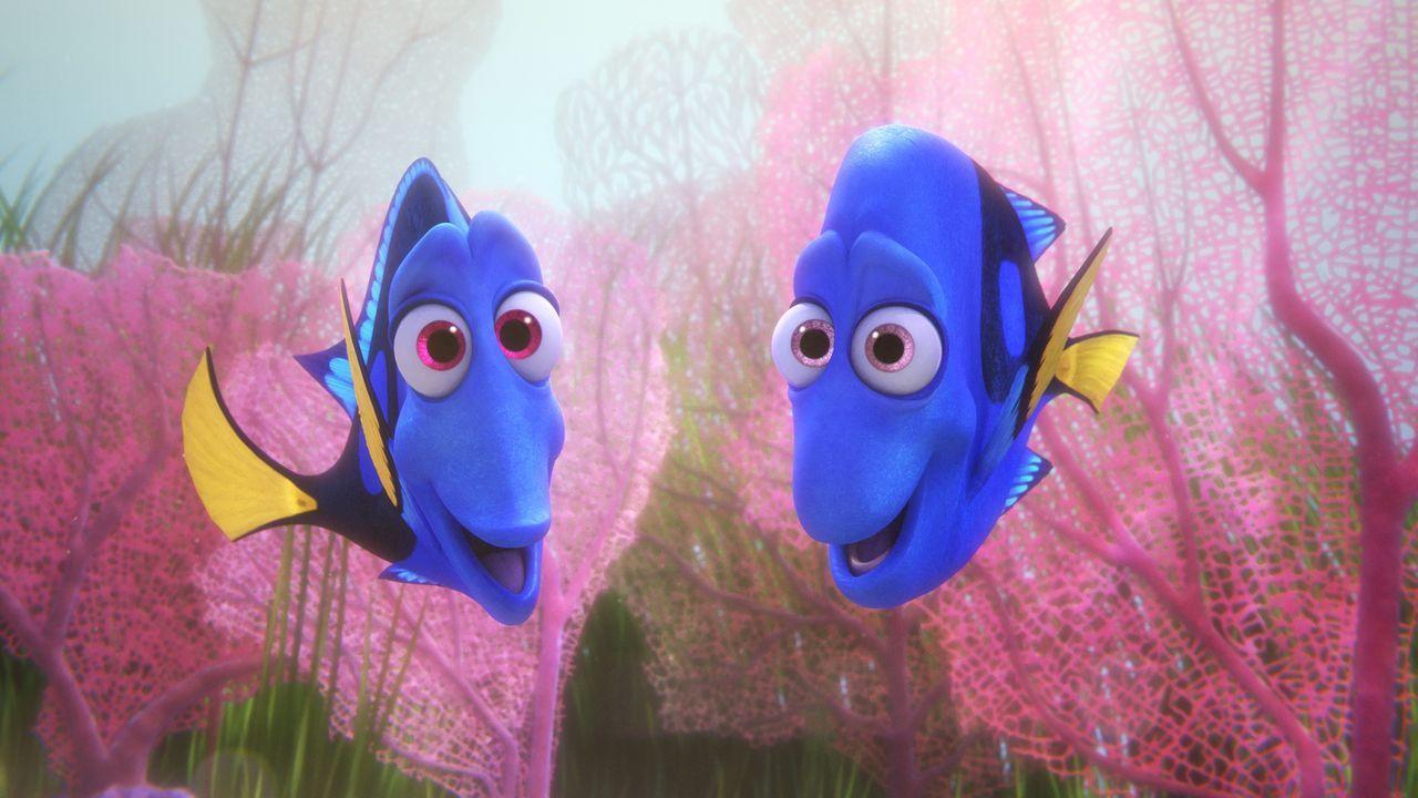 Jenny (l.); Charlie (r.) - Bildquelle: Disney/Pixar