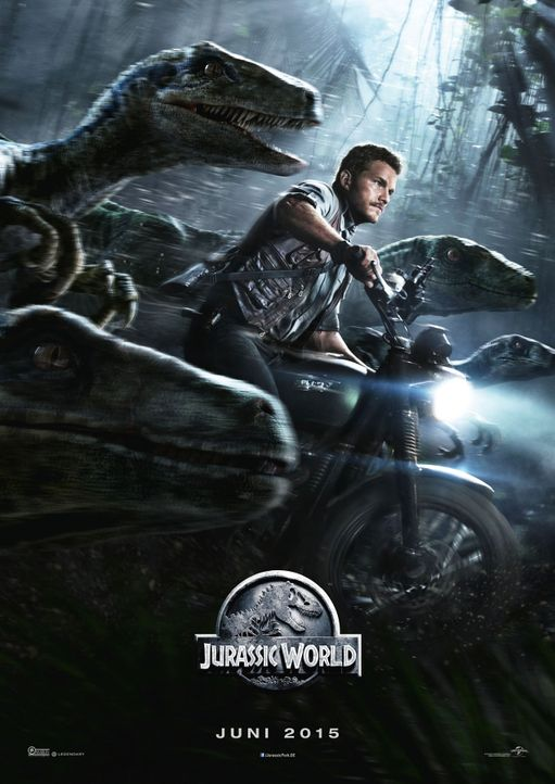 Jurassic-World-3D-00-Universal-Pictures - Bildquelle: Universal Pictures