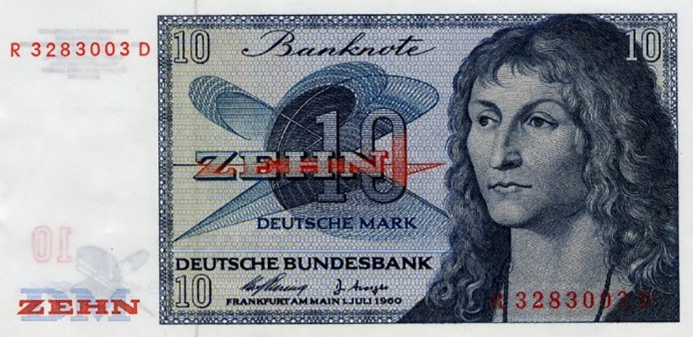 D-Mark Scheine - Bildquelle: Bundesbank