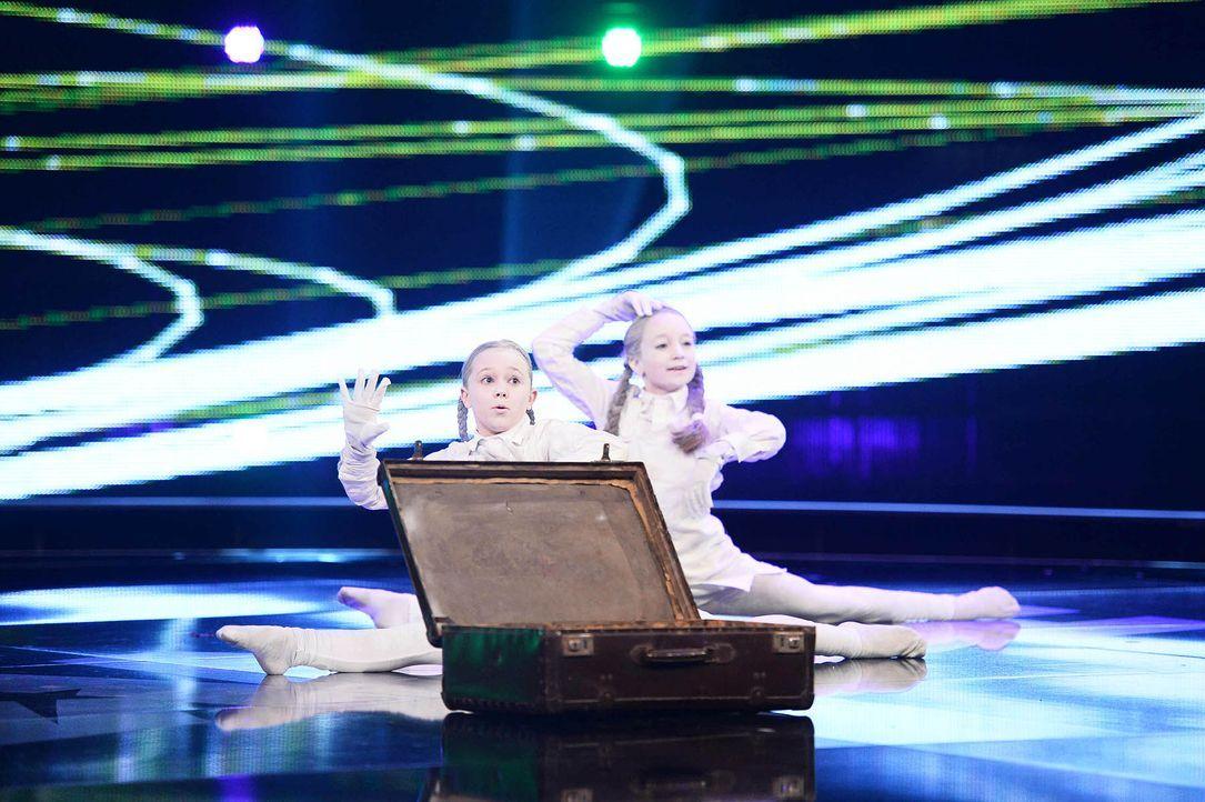 Got-To-Dance-Zoe-Desteney-03-SAT1-ProSieben-Willi-Weber - Bildquelle: SAT.1/ProSieben/Willi Weber