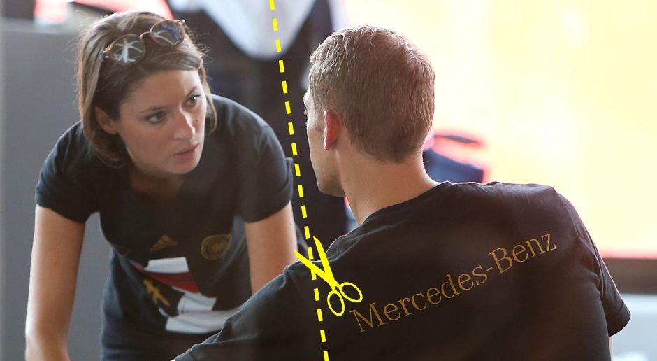 Manuel Neuer Kathrin Gilch - Bildquelle: WENN.com