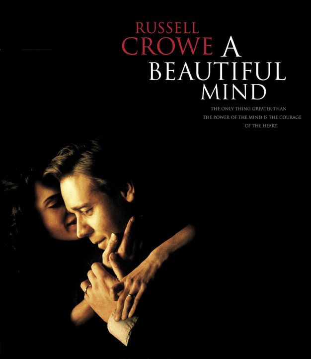 A Beautiful Mind: Russell Crowe, r. und Jennifer Connelly, l. ? - Bildquelle: Universal Pictures