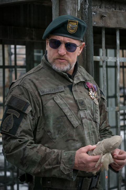Colonel (Woody Harrelson) - Bildquelle: Joe Lederer 2017 Twentieth Century Fox Film Corporation.  All rights reserved.