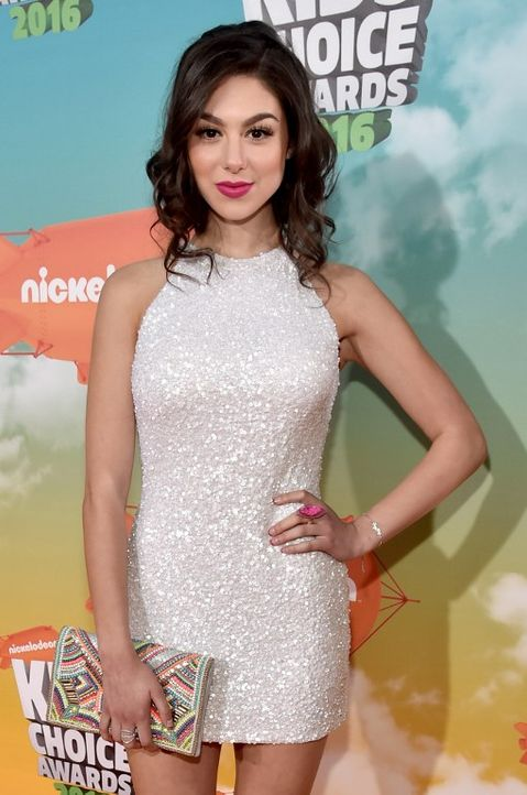 Nickelodeon-19-Kira-Kosarin-getty-AFP - Bildquelle: getty-AFP