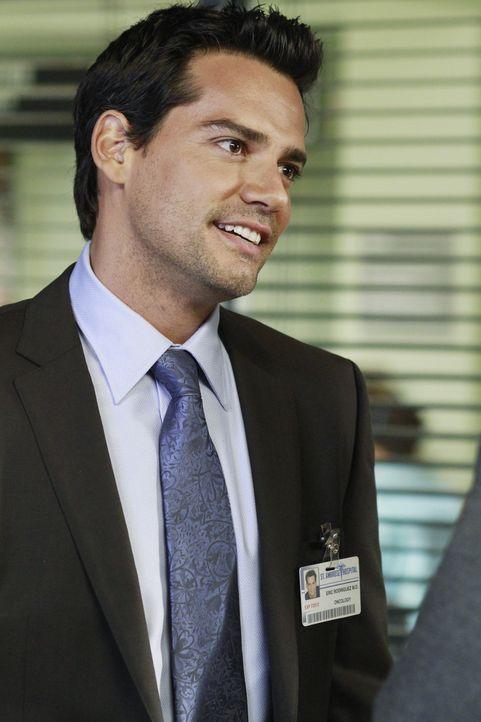 Hat es auf Addison abgesehen: Dr. Rodriguez (Cristián de la Fuente) ... - Bildquelle: ABC Studios