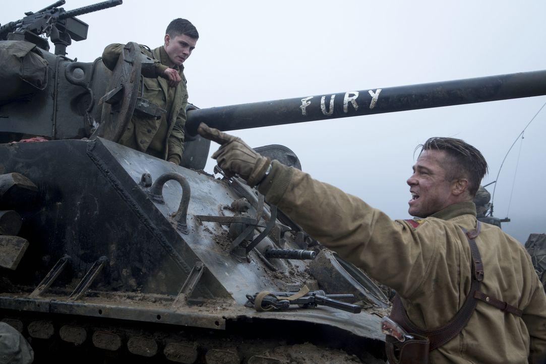 Fury-15-c-2014- Sony- Pictures- Releasing- GmbH - Bildquelle: 2014 Sony Pictures Releasing GmbH