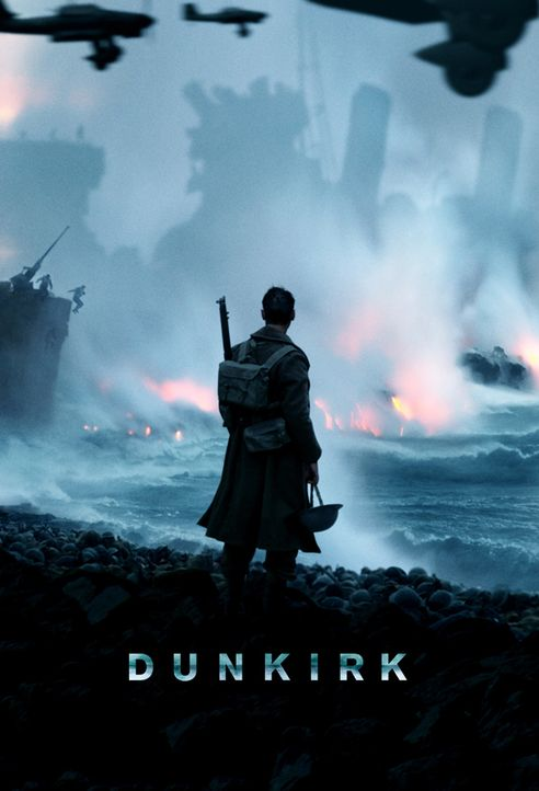 Dunkirk - Artwork - Bildquelle: Warner Bros.