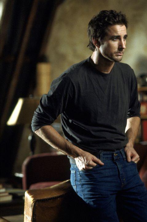 Muss in 30 Tagen sein Buch beenden, um seine Wettschulden bei der Mafia zu begleichen: Alex (Luke Wilson) ... - Bildquelle: Warner Bros.