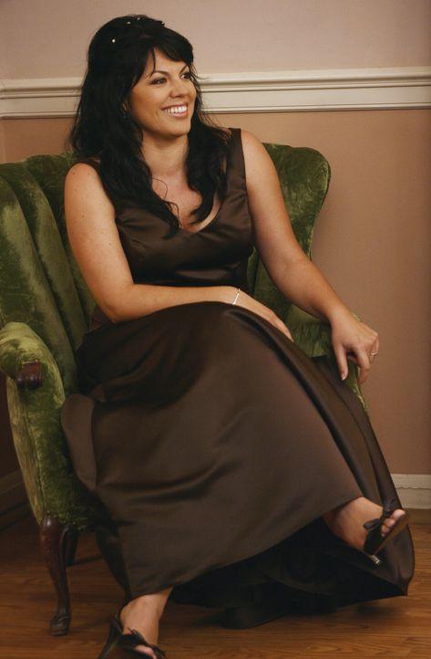 Callie (Sara Ramirez) ist glücklich über die Entscheidung, die sie und George getroffen haben ... - Bildquelle: Scott Garfield 2007 American Broadcasting Companies, Inc. All rights reserved. NO ARCHIVE. NO RESALE.