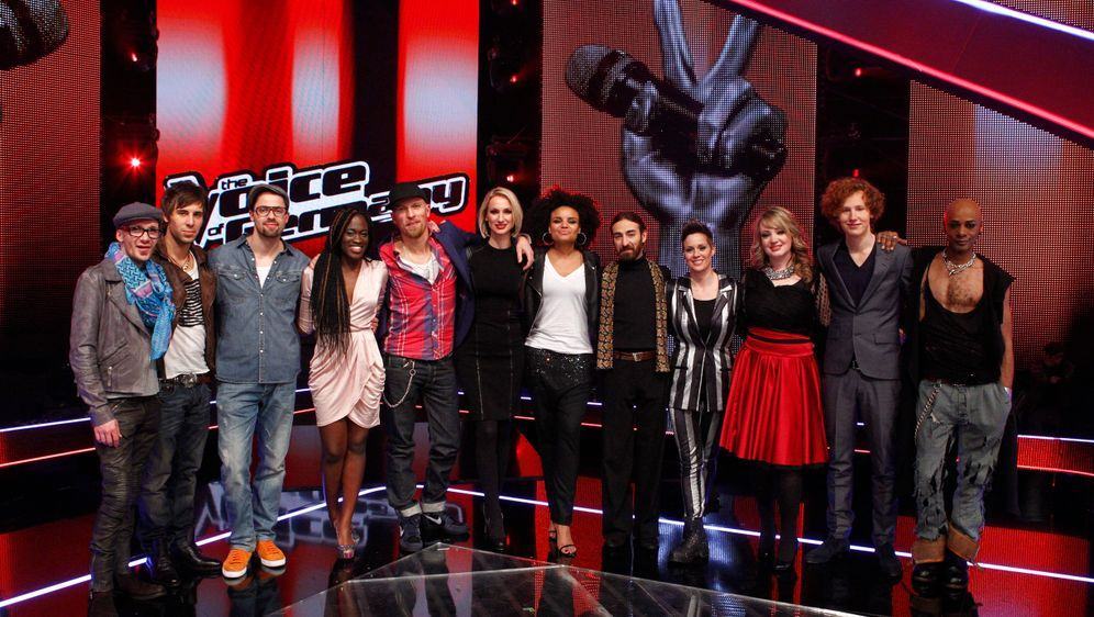 The Voice Of Germany Erste Staffel
