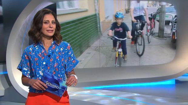 Galileo - Galileo - Samstag: Was Man Beim Fahrradfahren Beachten Muss