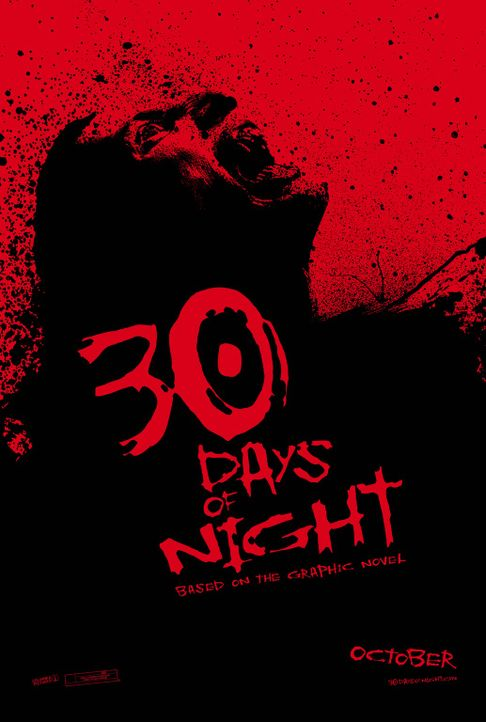 30 DAYS OF NIGHT - Plakatmotiv - Bildquelle: 2007 Columbia Pictures Industries, Inc. All Rights Reserved.