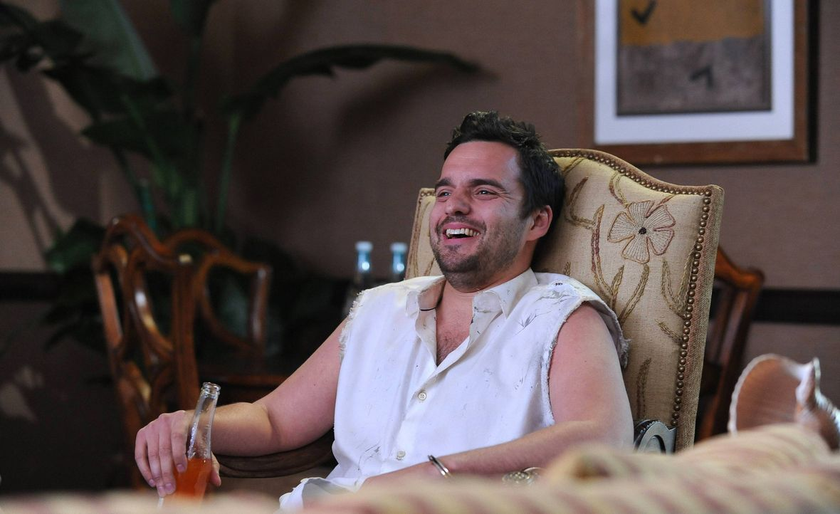 Was ist nur mit Nick (Jake Johnson) los? - Bildquelle: TM &   2013 Fox and its related entities. All rights reserved.