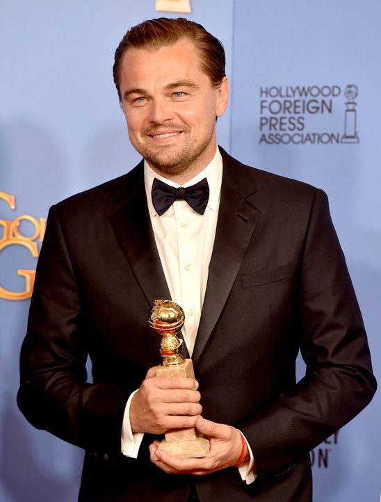 GG-Gewinner-160110-DiCaprio-getty-AFP - Bildquelle: getty-AFP