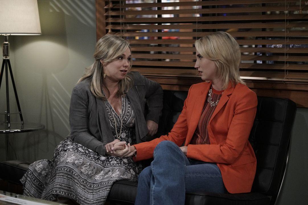 Kristin Baxter (Amanda Fuller, l.); Mandy Baxter (Molly McCook, r.) - Bildquelle: Michael Becker 2020 FOX MEDIA LLC. / Michael Becker