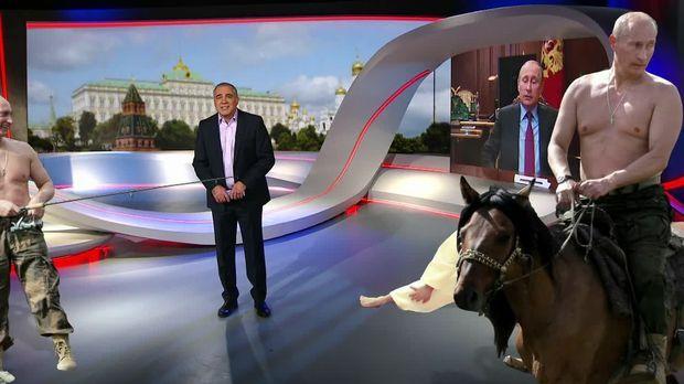 Galileo - Galileo - Montag: Der Geheime Alltag Der Mächtigen: Putin