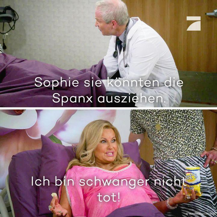 Sophie Staffel 6 Episode 2 - Bildquelle: Warner Bros. Television